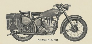 1942 G3L from MM2 Lycett pillion seat