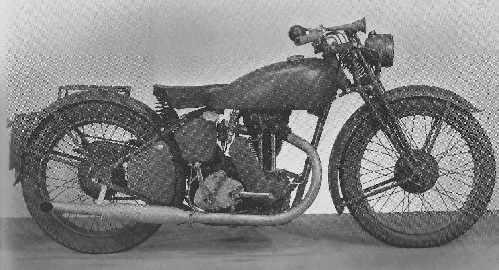 3 Wheeled Motorcycles >> The G3-WO and G3L - A Brief History...   Matchless WD