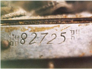 Savoy engine number