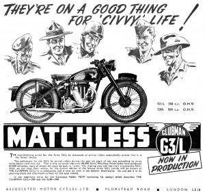 The Motor Cycle 2212 Aug 30 1945