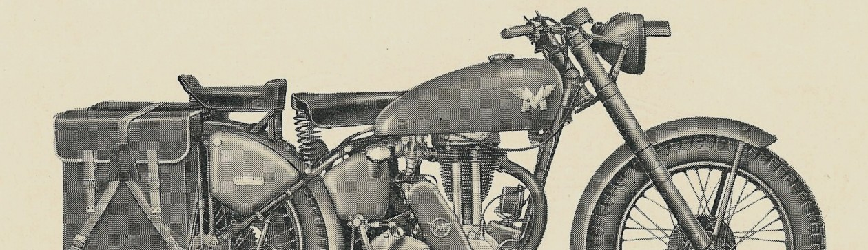 Matchless WD